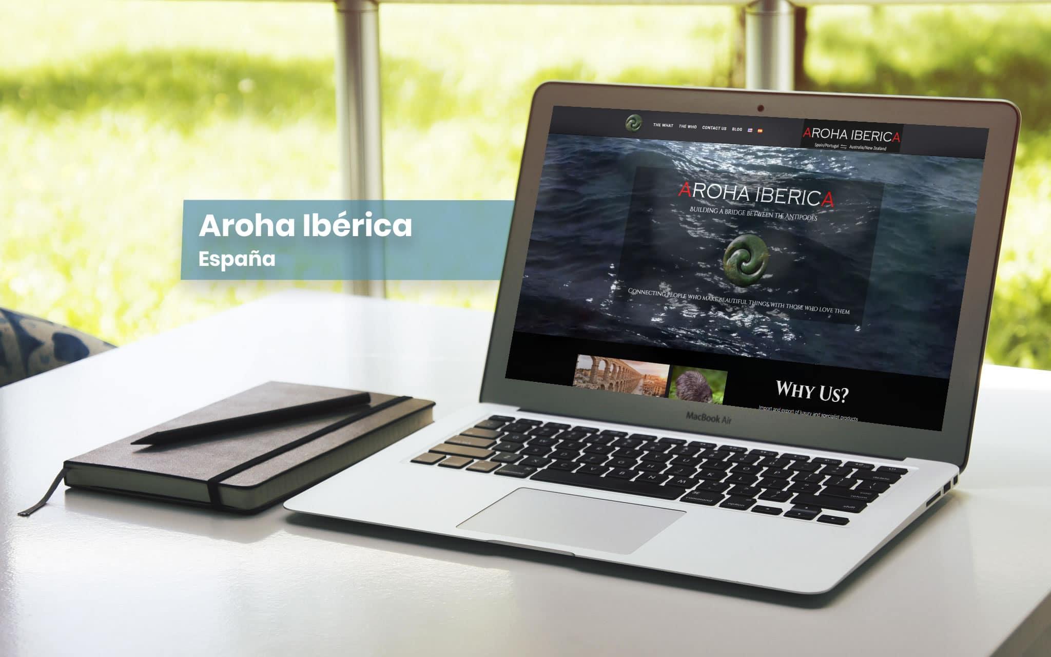 Aroha Ibérica - España