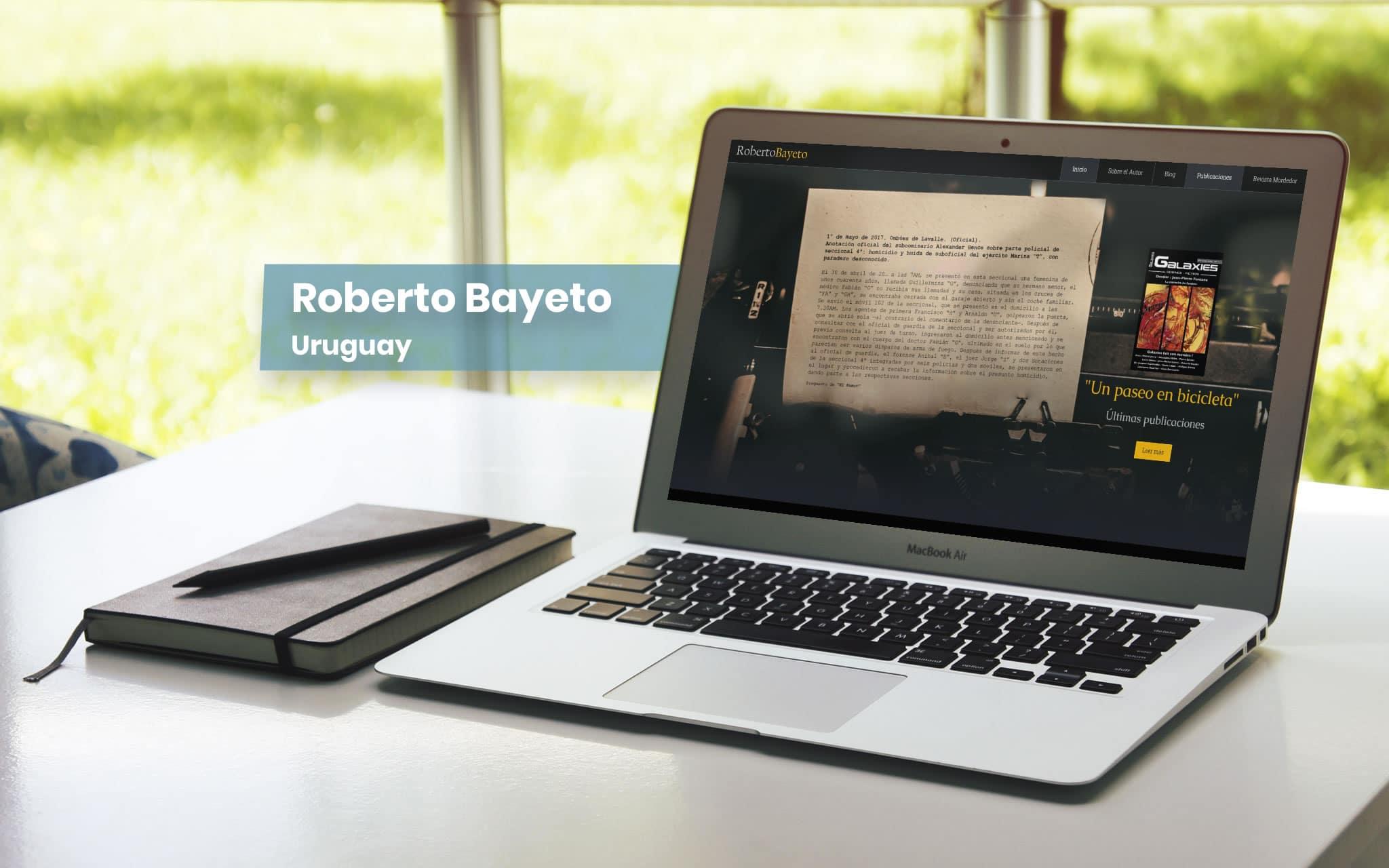 Roberto Bayeto - Uruguay