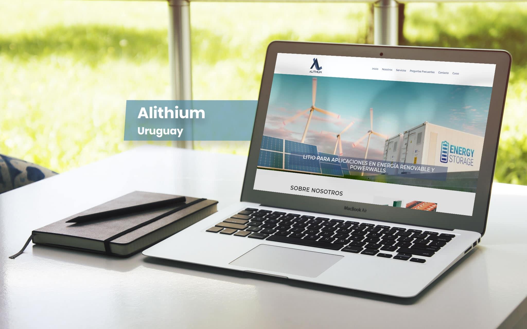 Alithium - Uruguay