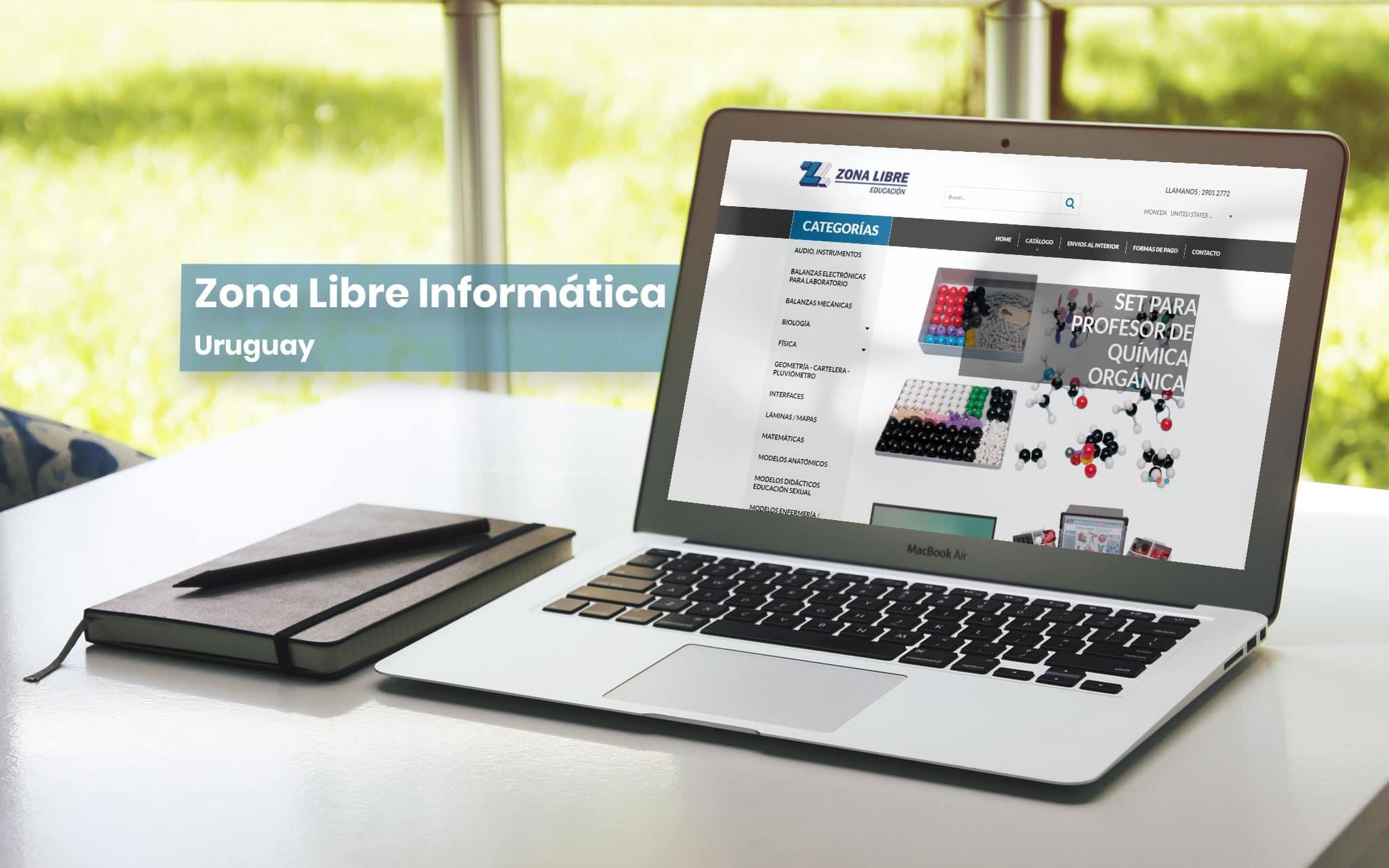 Zona Libre informática - Uruguay