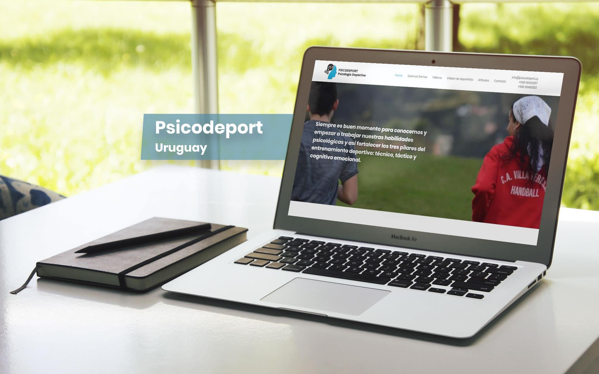 Psicodeport - Uruguay